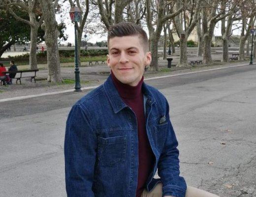 Adrien qui a crée son blog sur la recherche du job idéal