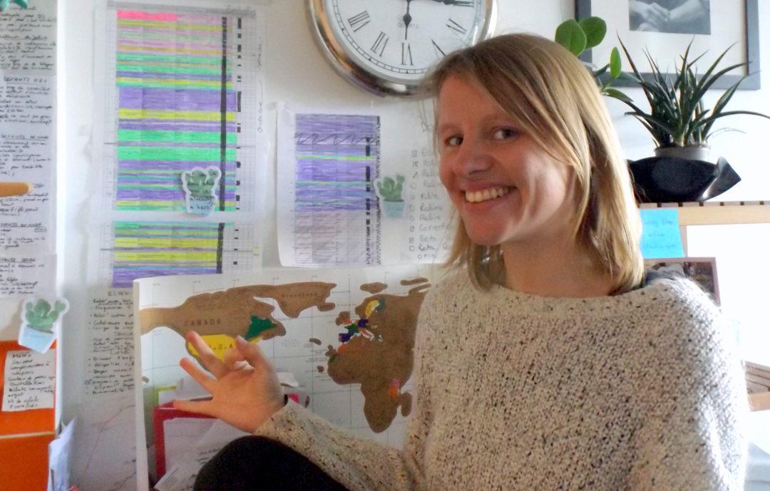 Ingrid Slasheuse ingénieure