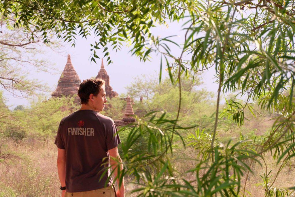 Ambroise qui voyage comme digital nomade