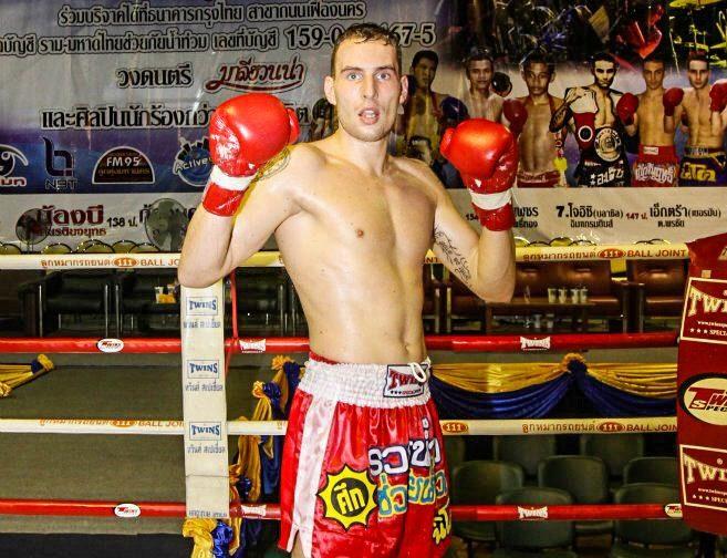 Nicolas était boxeur professionnel