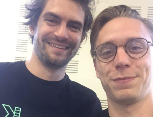 Adrien a lancé une entreprise de Team Building