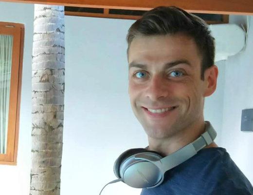 Sylvain qui a décidé de devenir consultant Amazon