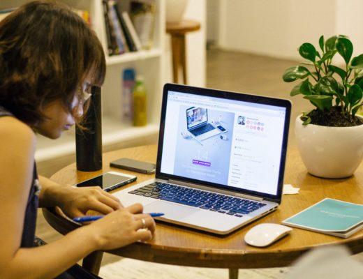 Guylaine est devenue entrepreneure grâce à son blog