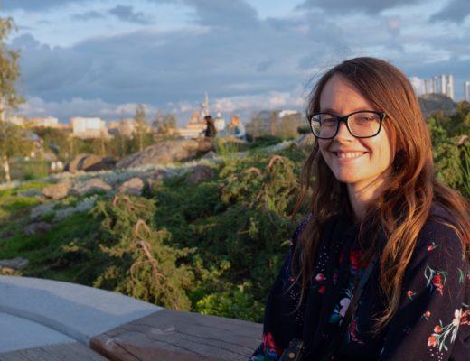 Hélène, podcasteuse et entrepreneure