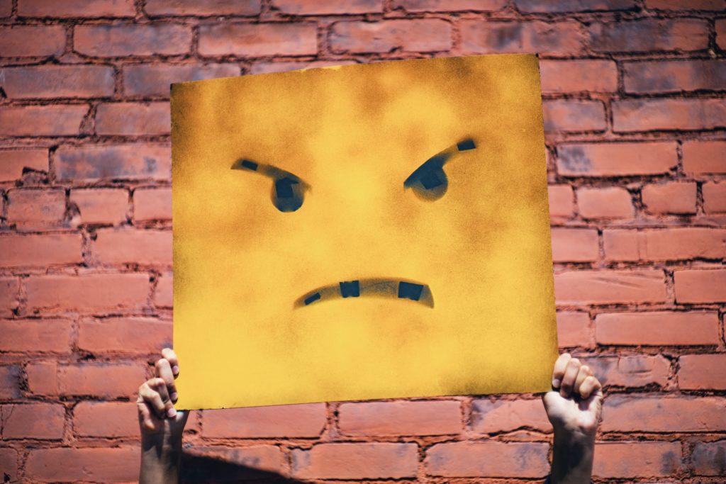 Image qui illustre pourquoi j'ai bien fait d'être en colère