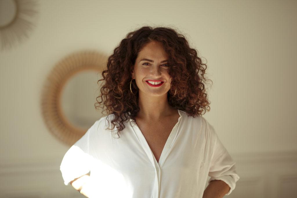 Aurélia nous explique que l'entrepreneuriat est un outil puissant de développement personnel
