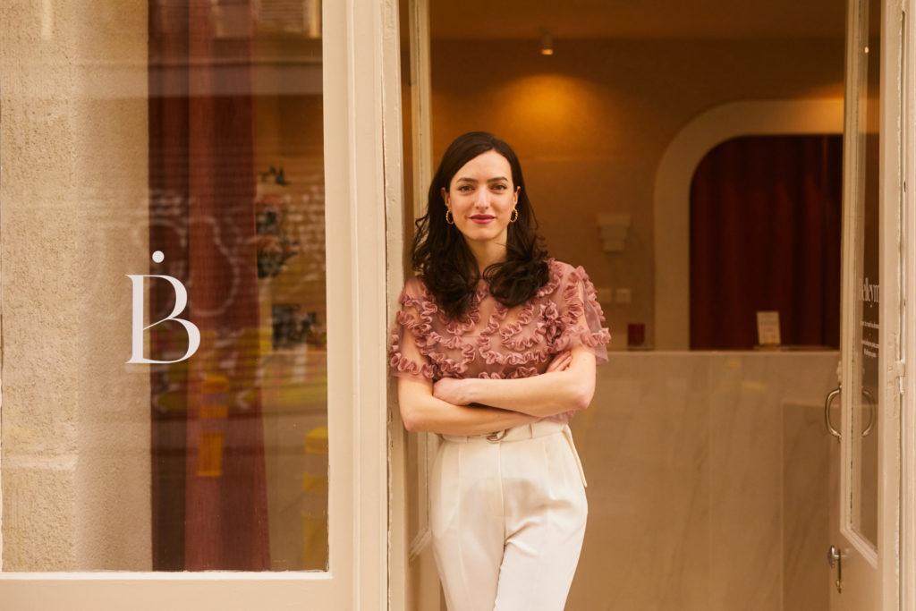 Carla a ouvert sa boutique durant la crise sanitaire