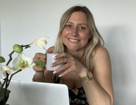 Charlotte est entrepreneure dans les Ressources Humaines