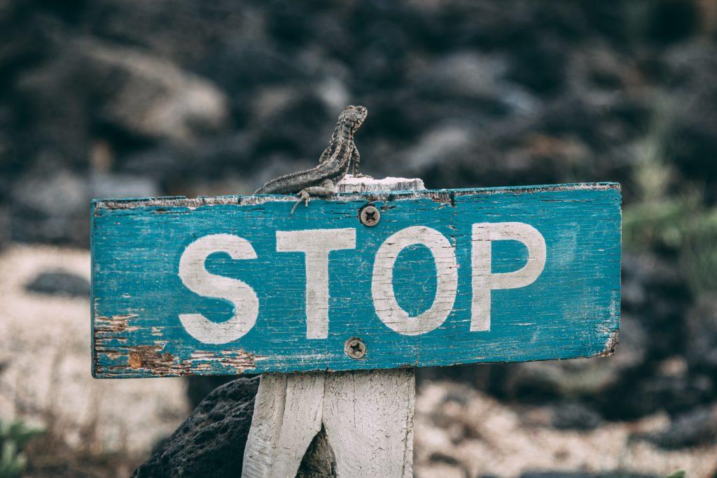 oser dire stop quand on n'est plus en phase