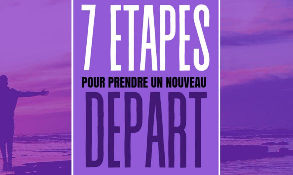 7 étapes pour trouver ta voie
